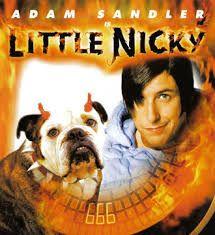 Little Nicky - Adam Sandler Adam Sandler, Little Nicky, Bringing Out The Dead, Tony Scott, Dream Warriors, Patricia Arquette, Steven Seagal, True Romance, Martin Scorsese