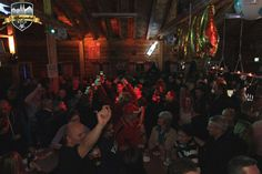 Partystimmung #KnisterHäuschen #Alpenzauber #Köln #MediaPark