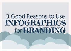 3 Good Reasons to Use Infographics for Branding - Piktochart Infographics