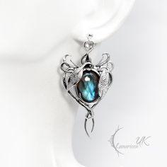 ETZARNALL - Silver, Labradorite. by LUNARIEEN
