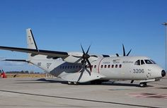 The EADS CASA is a twin-turboprop tactical transport aircraft manufactured by Airbus Military in Spain Cargo Aircraft, Military Aircraft, Air Machine, Military Humor, Military Vehicles, Fighter Jets, Aviation, Mexico, Airplanes