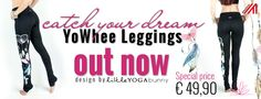 Yoga pants by littleyogabunny.com Leggings, Yoga Pants