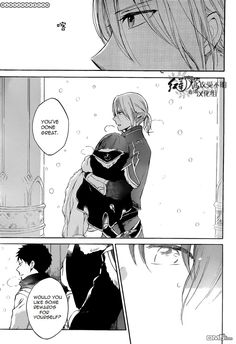 Akagami no Shirayukihime 39 Page 24 - One of my favorite scenes.