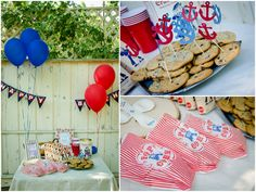 Cracker Jack Party! Great for Boys!! This would be a cute birthday party theme on day for my Jack!