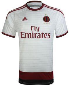 8e10be479 AC Milan Away Jersey (Size XL) للبيع في الإمارات العربية المتحدة