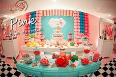 "cupcake/sweet shop / Birthday ""Sofia's Sweet Shop"" | Catch My Party"