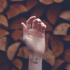 More minimalist tattoos… - The Inner Workings Of My Pre-frontal Cortex...