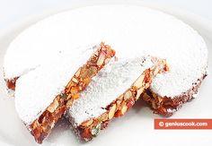 How to Make Panforte Margarita   Baked Goods   Genius cook - Healthy Nutrition, Tasty Food, Simple Recipes