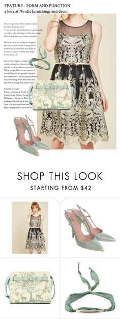 """""""dress"""" by masayuki4499 ❤ liked on Polyvore featuring Alaïa and Bjørg"""