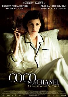 Biopic met Audrey Tautou als mode-icoon Gabrielle 'Coco' Chanel