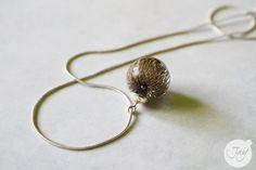 Hoop Earrings, Handmade, Jewelry, Fashion, Moda, Hand Made, Jewlery, Jewerly, Fashion Styles