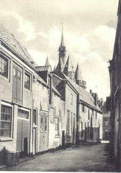 Kromme jak Zwolle.