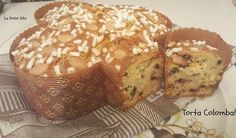 #Torta colomba #arancia e #cioccolato!