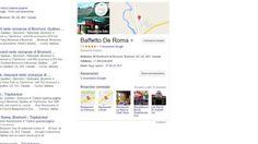 Baffetto.Blog: La puissance de l'Internet pour les petites entreprises. Trouver notre restaurant par exemple, est très simple grâce à Google.