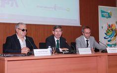 """El Alcalde de Castellón, Alfonso Bataller, ha destacado  que """"estamos trabajando de forma conjunta con los colectivos para hacer un Plan de Accesibilidad ejemplar"""", en la inauguración de la Jornada sobre Accesibilidad en Vías Urbanas"""