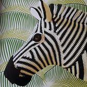Ravelry: Zebra pattern by Vanessa Mooncie