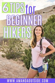 Day Hiking for Beginners [7 Essential Tips] — Amanda Outside