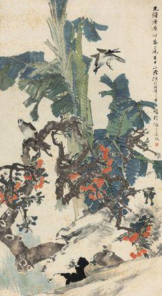Ren Yi (1840 - 1896)
