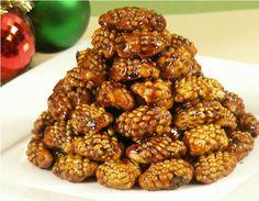 Italian Honey Fritters