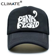 Pink Floyd Trucker Cap Bonés Pretos d20acc8cea8