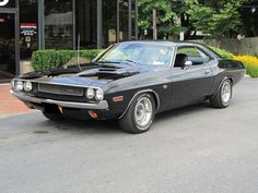 1970 DODGE CHALLENGER R/T 440/6 PACK