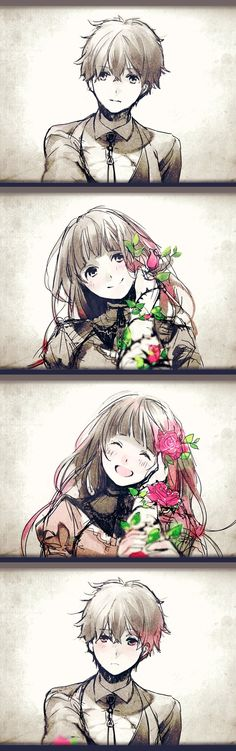 Tags: Anime, Comic, Artist Request, Hyouka, Chitanda Eru Beautiful.... so cute too! :D