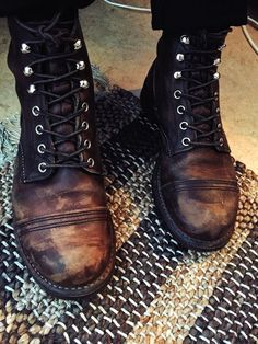 Red Wing Iron Rangers Amber Harness 8111