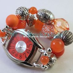 Orange You Glad Watch Band - Which Watch Designs