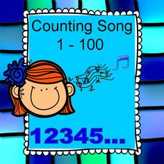 """A soothing voice counts 1-100 over new-age music, with a heartbeat rhythm.  Helps kids focus, relax, and even fall asleep!  A calming """"Magic Timer."""""""