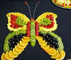 My new life in Canada: Dranbleiben! My new life in Canada: Dranbleiben! Top 15 Pretty fruit decoration ideas for your kids ways to use fruit for decoration - Yahoo Search Results Risultato immagine per Salad decoration Best Salad Designs with Images - Goo Fruits Decoration, Salad Decoration Ideas, Fruit Creations, Food Art For Kids, Creative Food Art, Food Carving, Party Trays, Food Garnishes, Garnishing