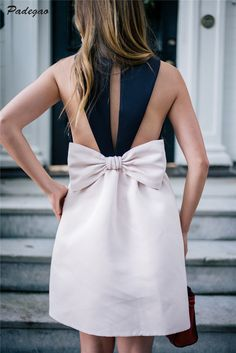 Double Bows - Gal Meets Glam : Gal Meets Glam Double Bows - Kate Spade New York dress c/o Zappos Luxury Cute Dresses, Casual Dresses, Casual Outfits, Fashion Dresses, Summer Dresses, Prom Dresses, Dress And Heels, Dress With Bow, Dress Up