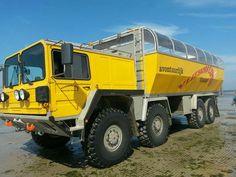 FAUN heavy truck