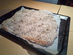 Since learning to make focaccia I don't miss pizza anymore! : vegan