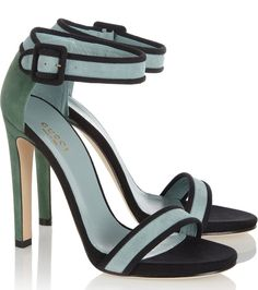 For spring sandals, all you need is two straps