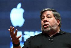 Wozniak piensa que Apple no será la empresa con la próxima innovación tecnológica