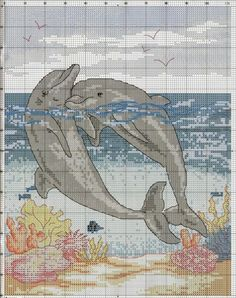 Thrilling Designing Your Own Cross Stitch Embroidery Patterns Ideas. Exhilarating Designing Your Own Cross Stitch Embroidery Patterns Ideas. Cross Stitch Sea, Baby Cross Stitch Patterns, Simple Cross Stitch, Cross Stitch Animals, Cross Stitch Boards, Cross Stitch Designs, Cross Stitching, Cross Stitch Embroidery, Embroidery Patterns