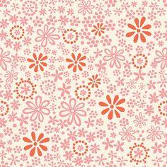 Embroidery Organic Fabric by Monaluna