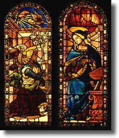 The Annunciation of Our Lord Jesus Christ to the Blessed Virgin Mary