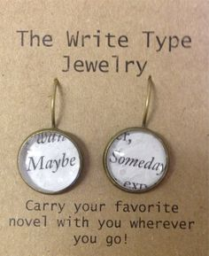 the write type jewelry