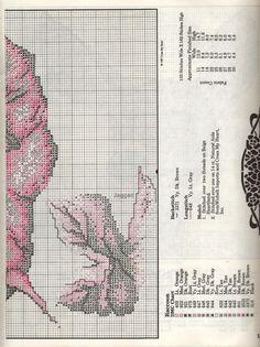 Schema punto croce Racoon2