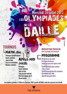 La Daille Val d'Isère hamlet 2013 party