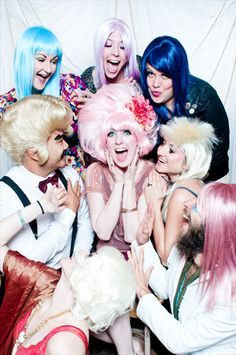 Coco Coquette Wig Out Party!