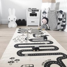 Jenson and Beau - UK based online clothing shop for children aged 0-6 years old. OYOY rug, Miffy Lamp.