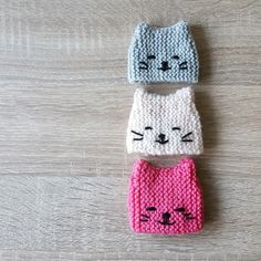 Kitty Egg Warmers sh