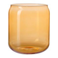 IKEA - SITTNING, Vaas, Mondgeblazen; iedere vaas is door een vakman gevormd.Gebruik de vaas met mooie bloemen of gewoon als fraai object.