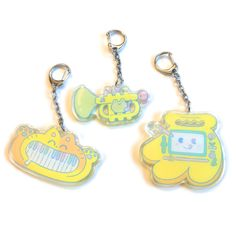 Banana Dual Face Plush Clip Key Accessory Key Chain Charm To Rank First Among Similar Products 2 Types