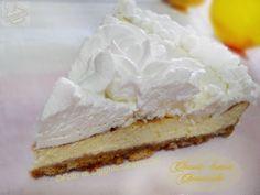 ©Oggi vi cucino così!: Re-cake: Classic #Lemon #Cheesecake