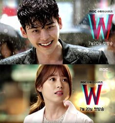 W   더블유 Emissora: MBC Lançamento: 20 de julho de 2016