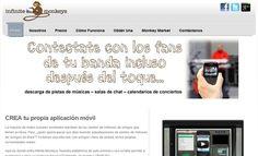 Infinite Monkeys: herramienta web para crear apps Android, iPhone y HTML5 sin necesidad de programar