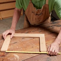 DIY Cabinet Doors: How to Build and Install Cabinet Doors Making Cabinet Doors, Shaker Cabinet Doors, Diy Cabinet Doors, Shaker Cabinets, Cabinet Plans, Cabinet Ideas, Building Kitchen Cabinets, Garage Cabinets, Diy Kitchen Cabinets